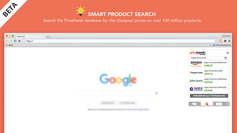 pricehawk smart search