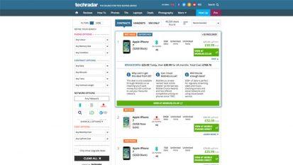 Techradar Phones Price Comparison